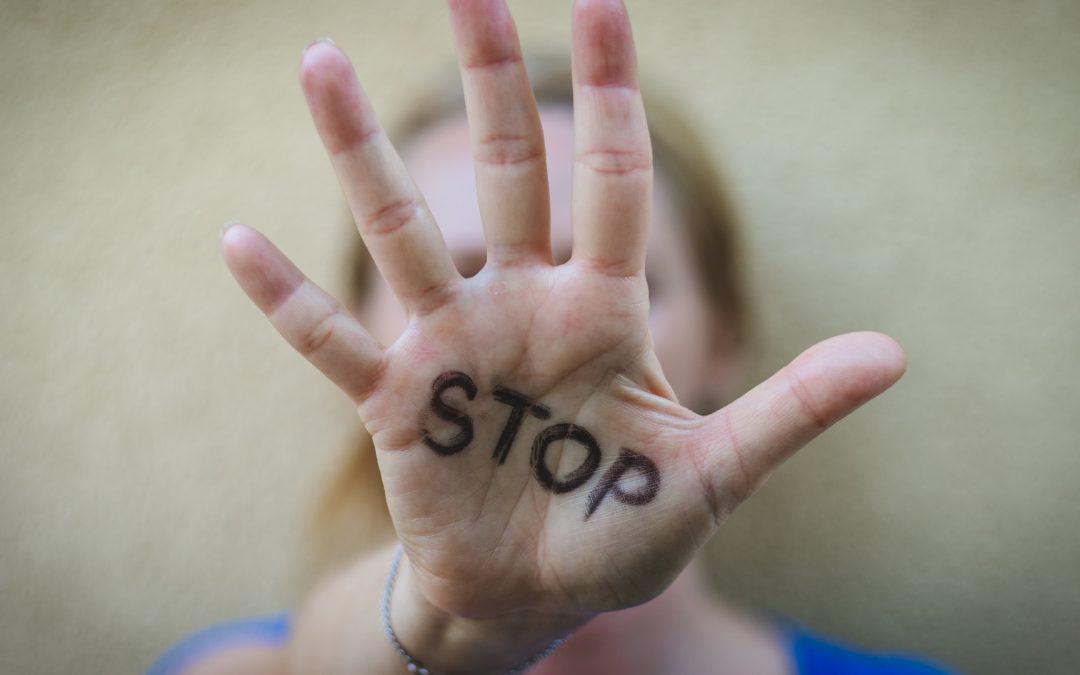 stop aux violences conjugales
