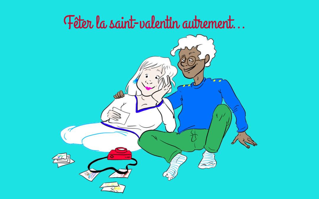 La Saint-Valentin sur le mode » souvenirs, souvenirs»!