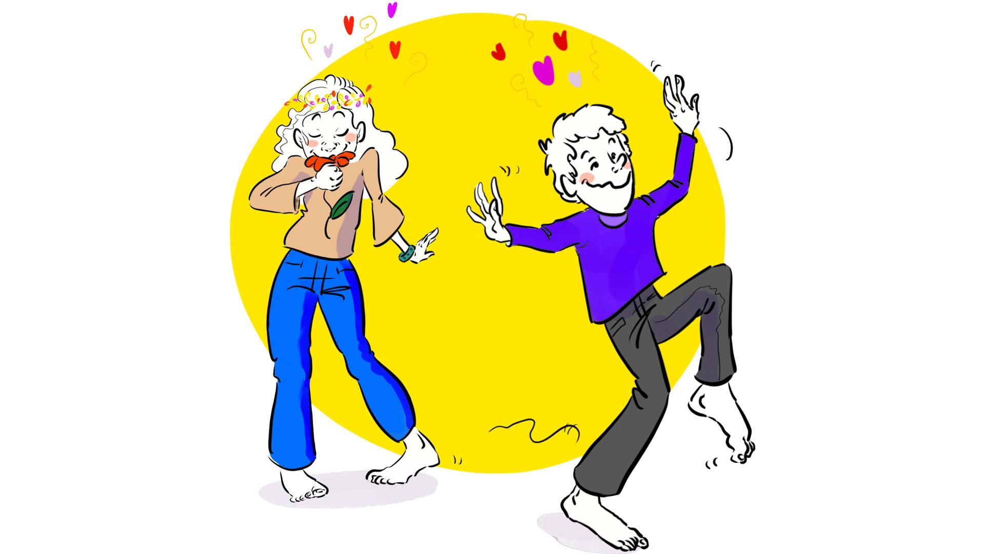 [SÉQUENCE COUPLE] Saint Valentin et souvenirs de rencontre