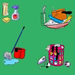 Les tâches matérielles: comment arriver à une bonne répartition entre nous?
