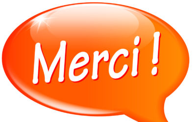 5 raisons de se dire « merci »