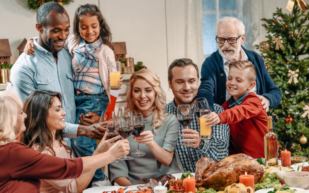 Les fêtes de fin d'année source de joie et de tensions