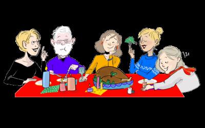[SÉQUENCE COUPLE] 4 questions pour passer de bonnes fêtes en famille