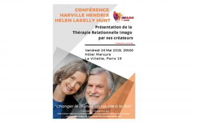 Découvrir la thérapie IMAGO à Paris le 24 mai 2019