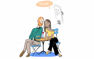 Les sms : atout ou piège pour le couple ?