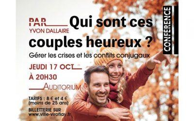 [Événement] Gérer les crises et les conflits conjugaux
