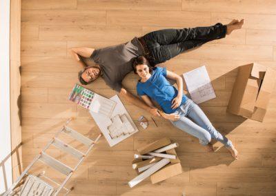 [Témoignage] Et si s'occuper de sa maison faisait du bien à son couple ?