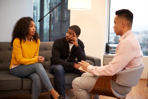Consulter un conseiller conjugal