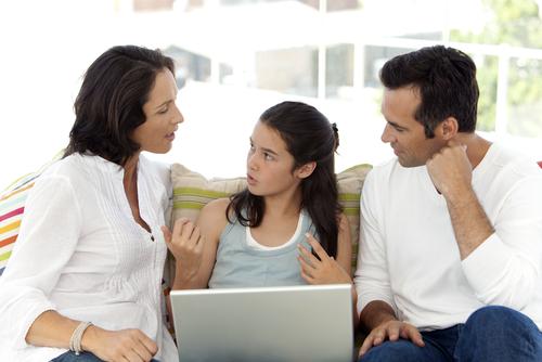 les parents face à l'orientation