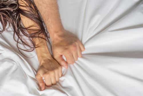 Orgasme homme femme