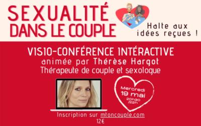 [Visio-conférence] Sexualité dans le couple : halte aux idées reçues